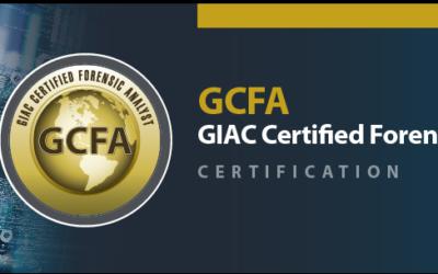 My #GCFA Training and Exam Experience